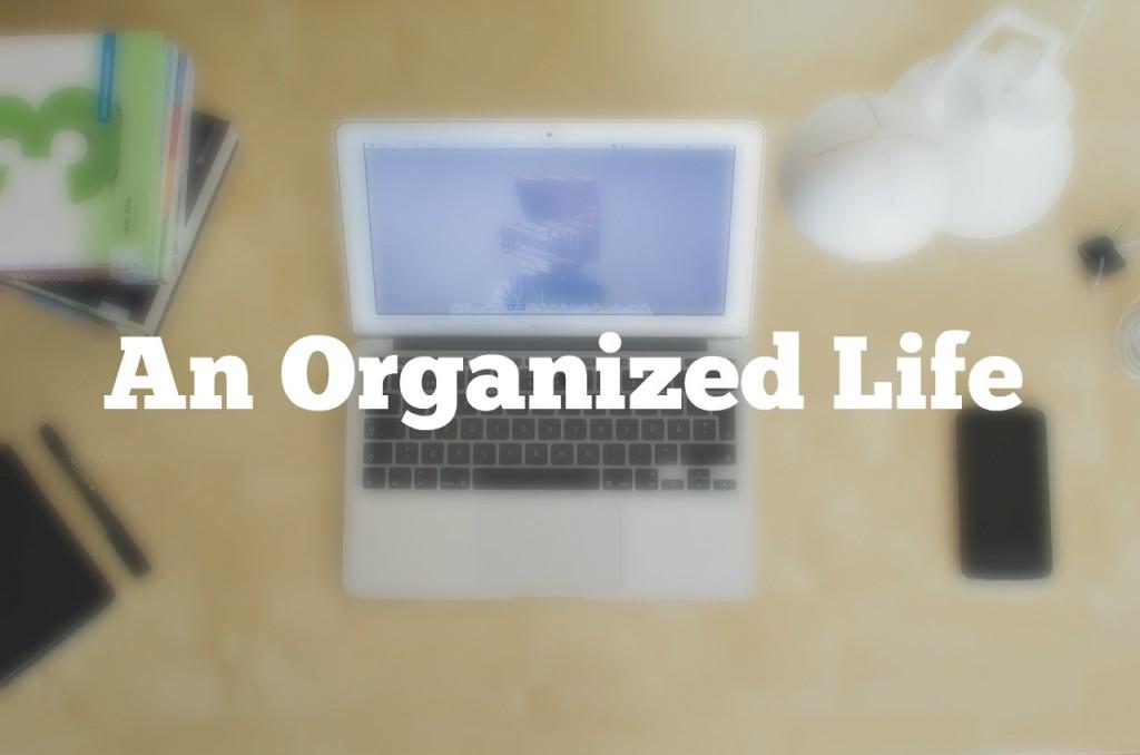 AnOrganizedLife